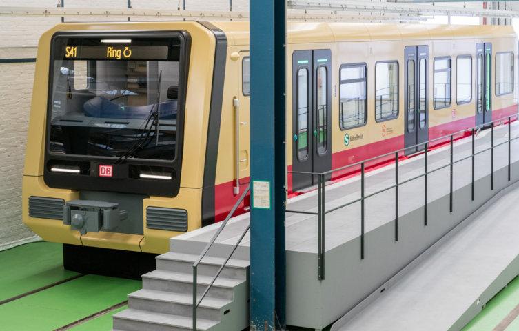 Berlin erhält ab 2021 neue S-Bahnen