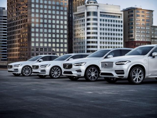 Volvo setzt ab 2019 voll auf Elektrifizierung