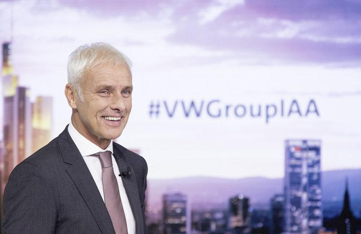"""Mit der """"Roadmap E"""" startet Volkswagen eine Elektrifizierungsoffensive"""