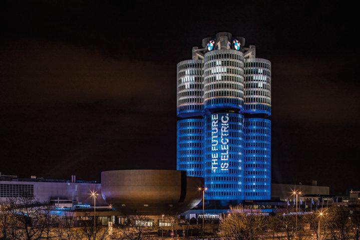 BMW bringt wie angekündigt 100.000 E-Autos in 2017 auf die Straße