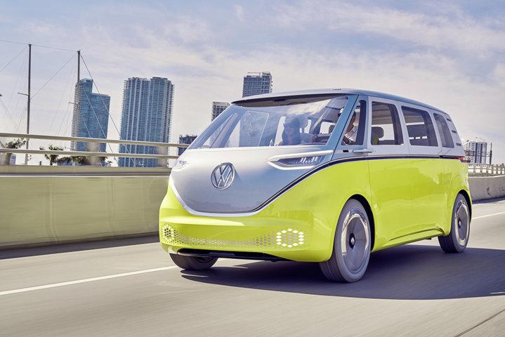 Volkswagen und NVIDIA wollen KI ins Auto bringen