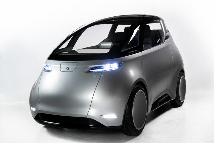 Preiswertes E-Auto von Uniti präsentiert
