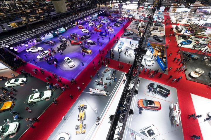 88. Internationaler Auto Salon (1. Woche)