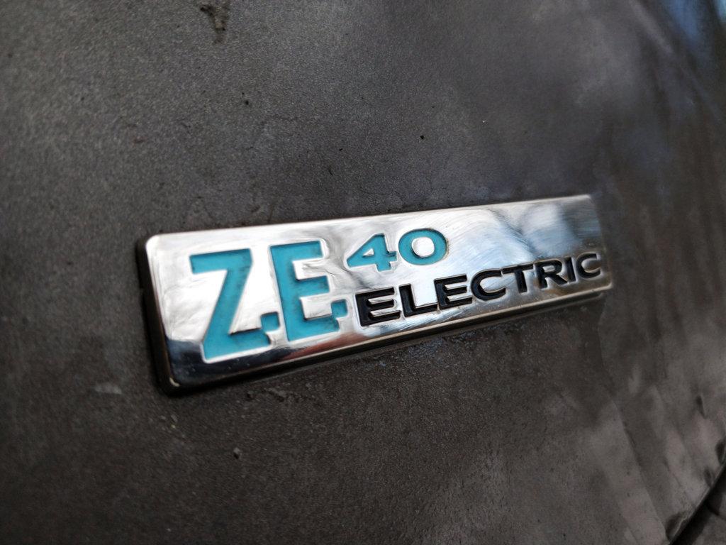Z.E. 40 Siegel an der Rückseite des Zoe