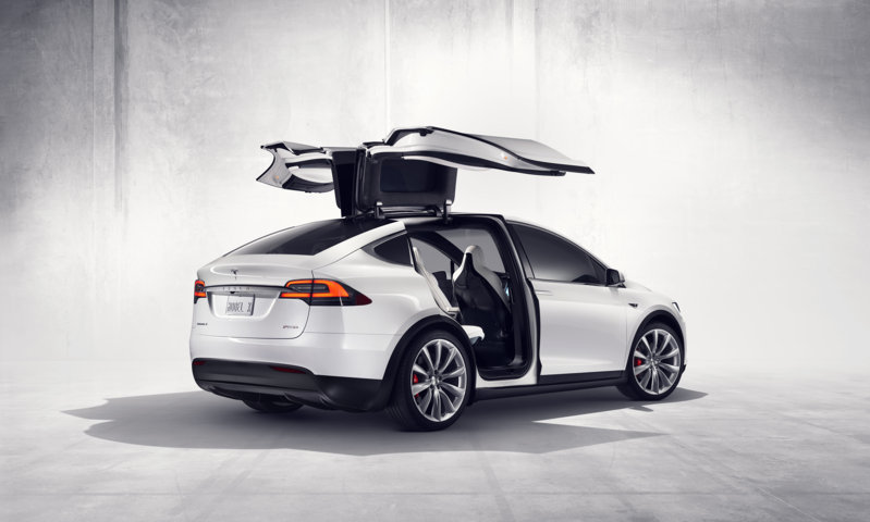 Tesla gibt Statement zum Model X-Unfall ab