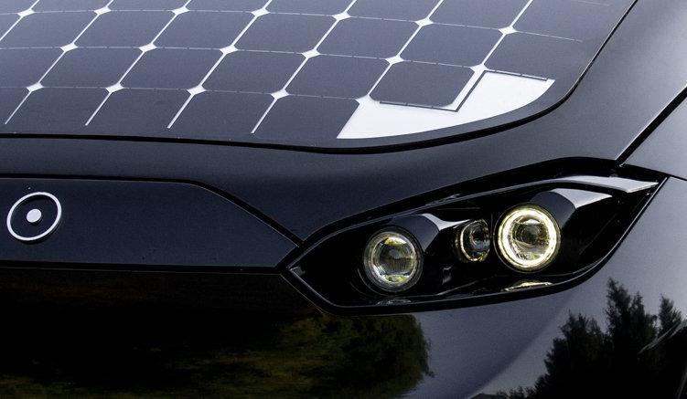 Sono Motors stattet den Sion mit neuen LED-Scheinwerfern aus