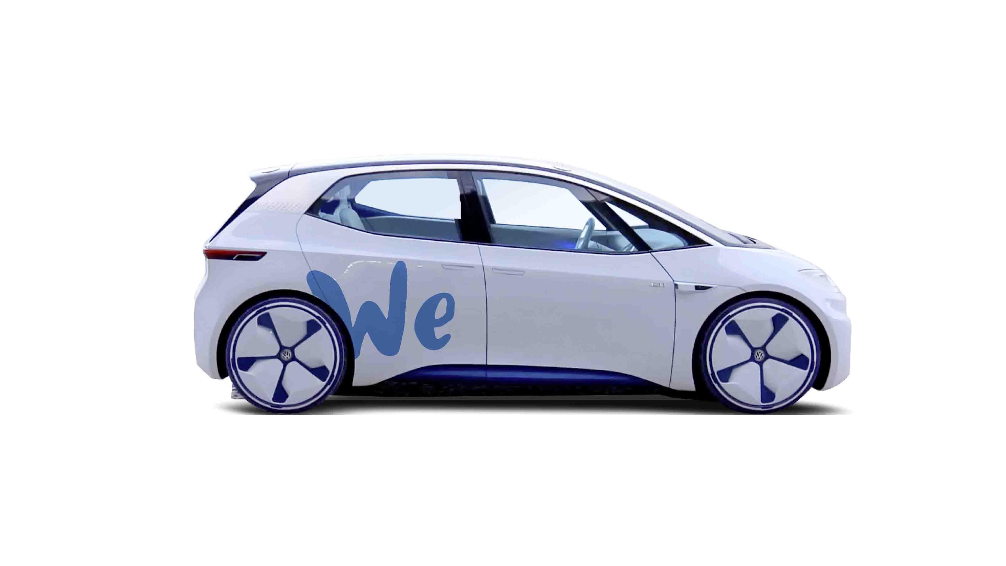 """Volkswagen wird ab 2019 """"Zero-Emission""""-Carsharing-Dienste anbieten"""