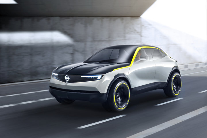 Opel GT X Experimental soll die Zukunft darstellen