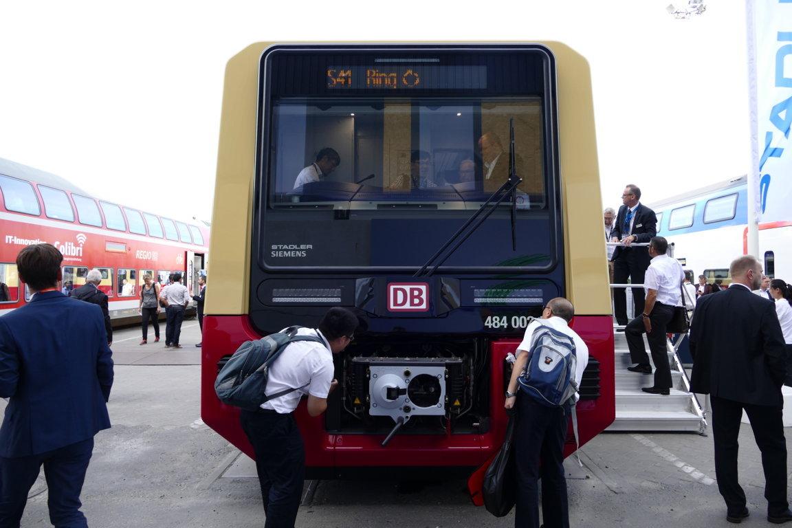 Die neue S-Bahn Berlin von vorne