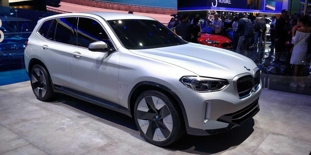 BMW iX3 (Studie)