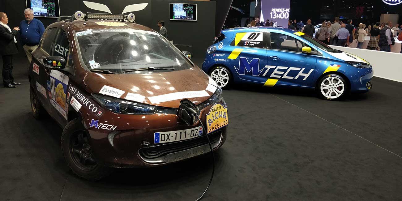 Renault Zoe (Modifizierte Variante)