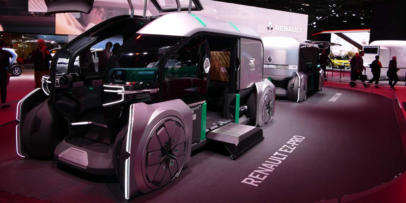 Renault EZ-PRO (Studie)
