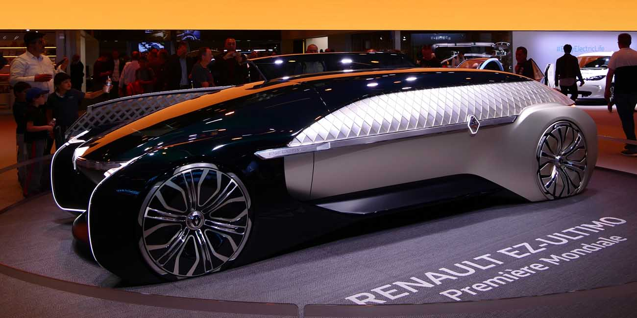 Renault EZ-ULTIMO (Studie)
