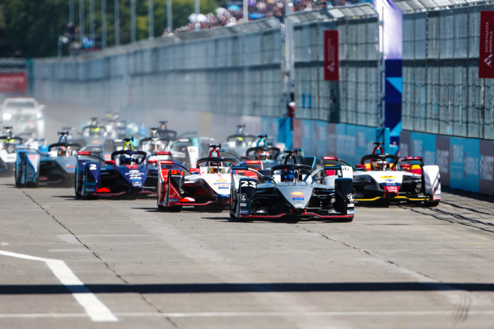 Die fünfte ABB-FIA-Formula-E-Season ist stark gestartet