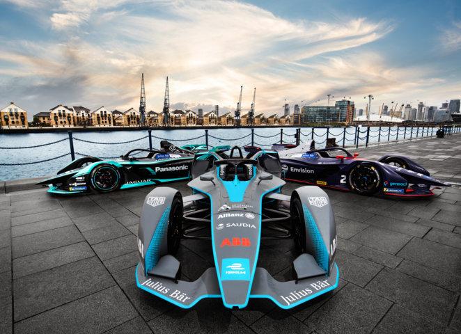 Die Formula-E kehrt in der sechsten Saison wieder nach London zurück