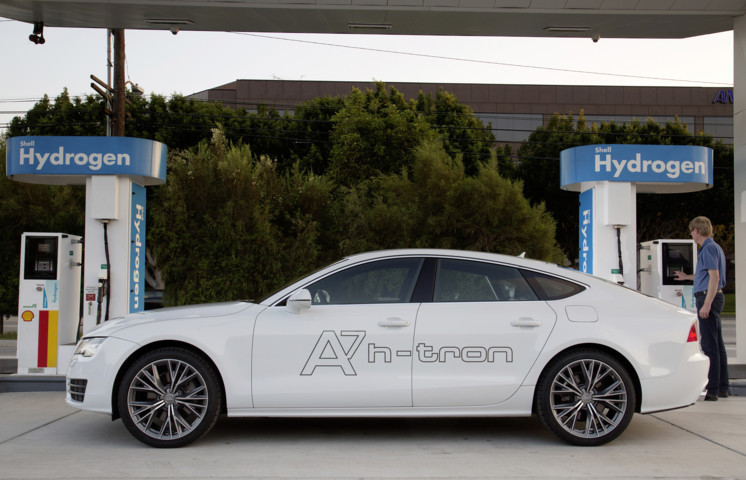 """Audi will """"Brennstoffzellen mehr Priorität einräumen"""""""