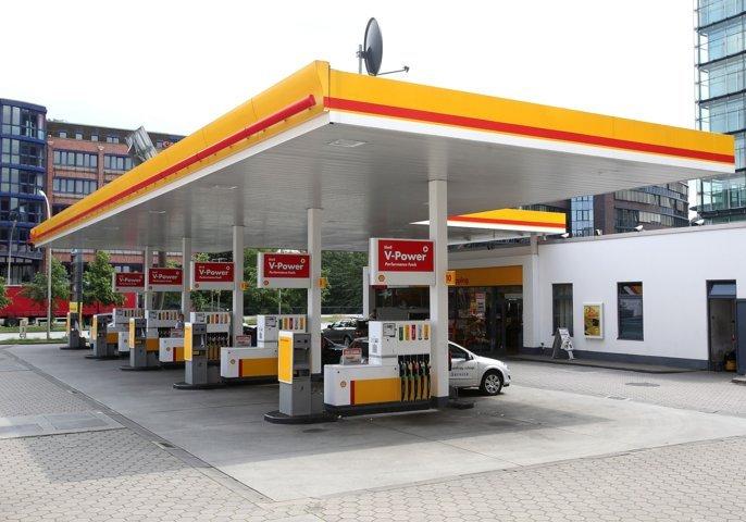 Shell rüstet Tankstellen mit Schnellladestationen aus