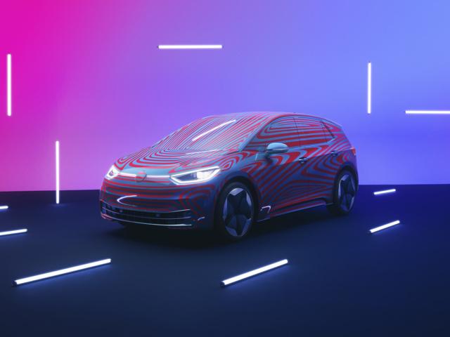 Vorbestellung des VW ID.3 läuft – schon über 10.000 Reservierungen