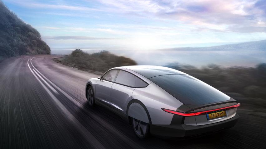 Lightyear One – Das Solarauto mit über 700 km Reichweite