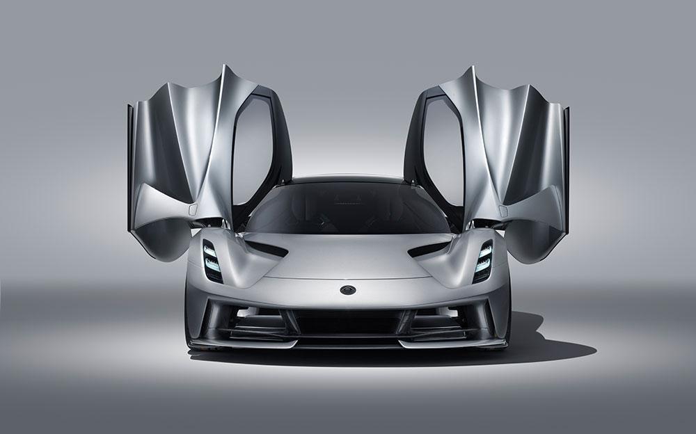 Lotus Evija – Ein Supersportwagen wie aus dem Bilderbuch