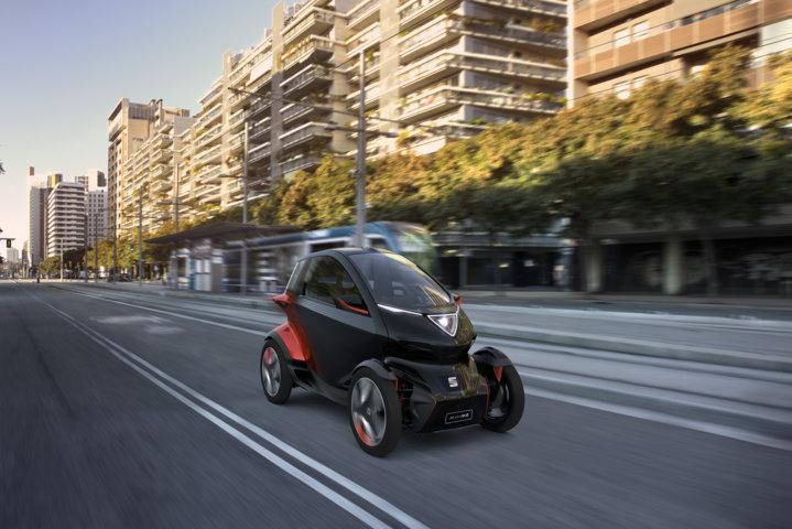 SEAT Minimó — VW macht Renault Konkurrenz