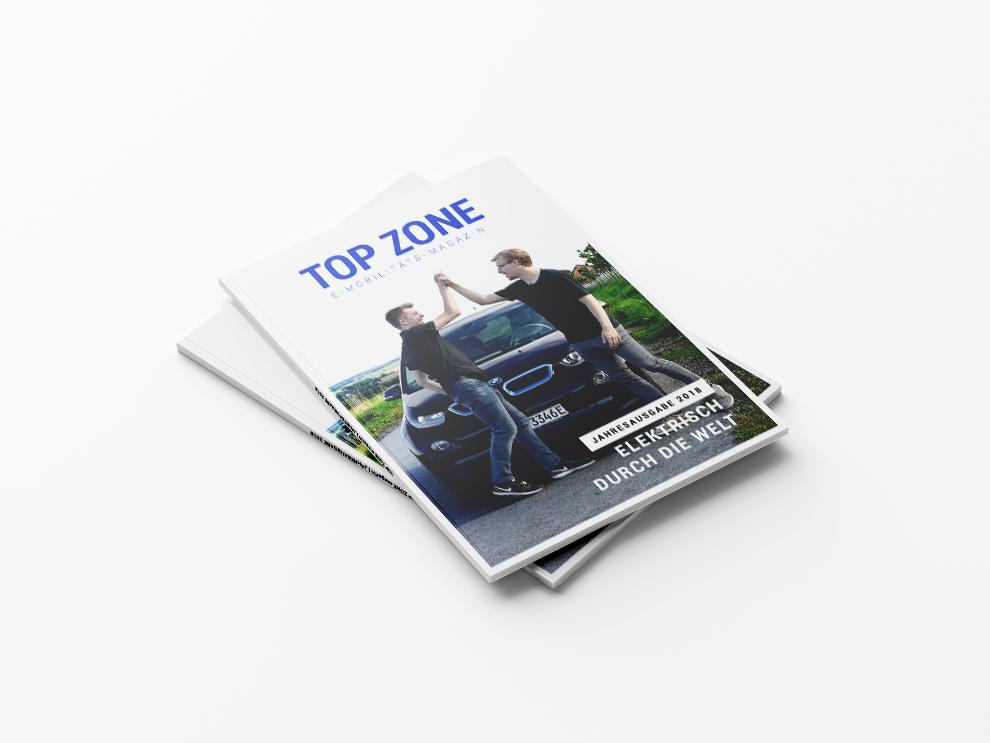 TOP ZONE - Jahresausgabe 2018