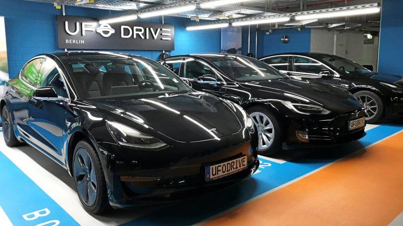 UFODRIVE startet mit preiswerter Elektroautovermietung durch