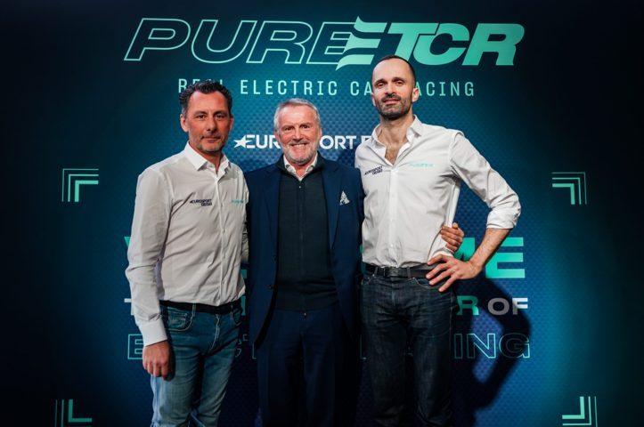 PURE ETCR startet 2021 – Elektrische Tourenwagen-Meisterschaft
