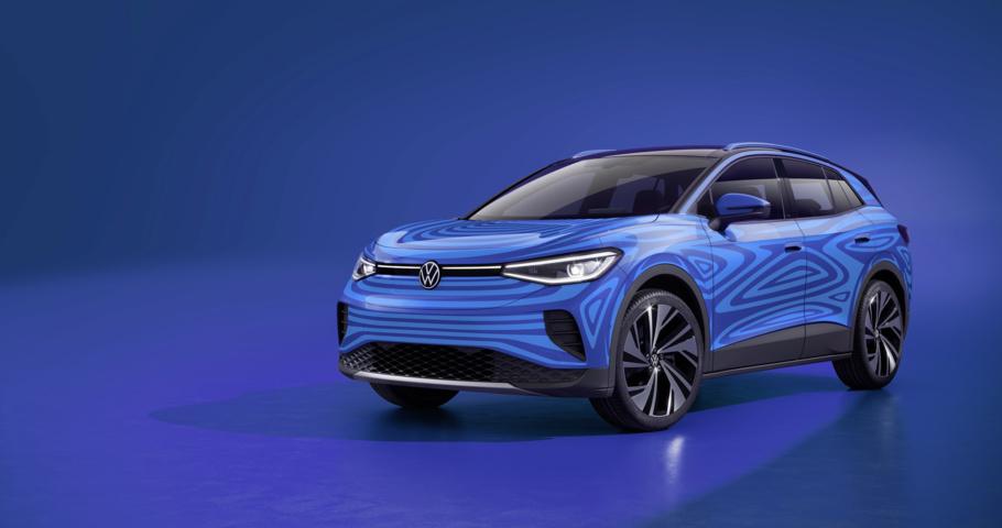 Volkswagen ID.4 kommt 2020 auf die Straße
