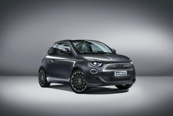 "Fiat 500 ""la Prima"" – Der elektrische Klassiker"