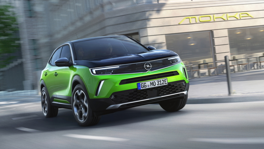 Opel Mokka-e – Der Corsa-e 2.0 in groß?