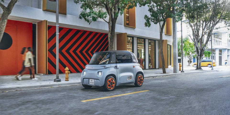 Citroën Ami – Elektromobilität für die Jugend